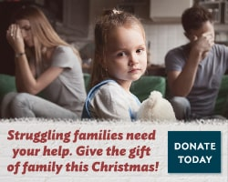 Struggling families need your help
